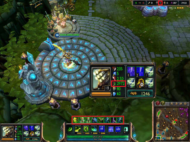 Các lỗi Invalid Parameter LOL – riot game